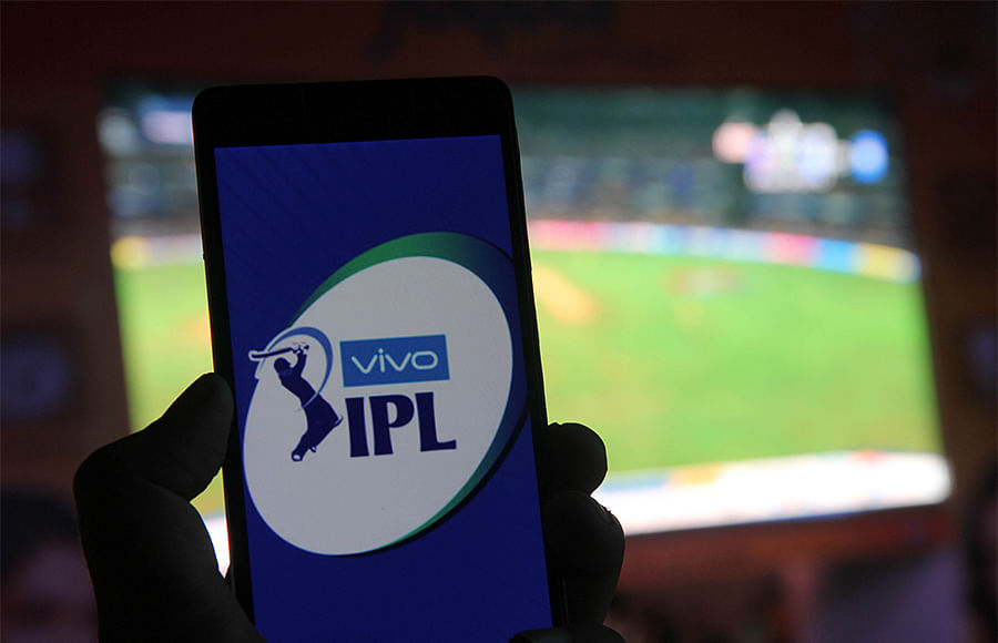 Vivo secured the title sponsorship of the IPL at Rs 2,199 crore.