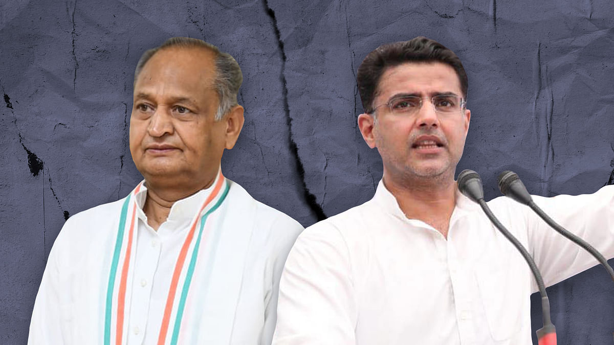 Ashok Gehlot might save his government, but the Congress will do its best to placate Sachin Pilot
