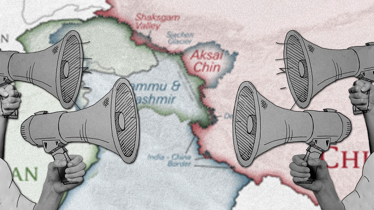 What a tangled web New India's defence analysts weaved around Chinese incursions