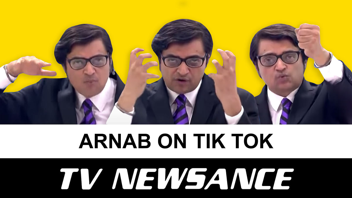 TV Newsance Episode 95: Arnab Goswami on TikTok Ban