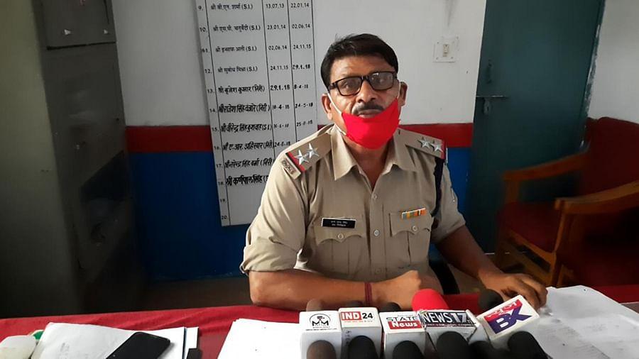 Karanpal Singh from the Sendri police station.