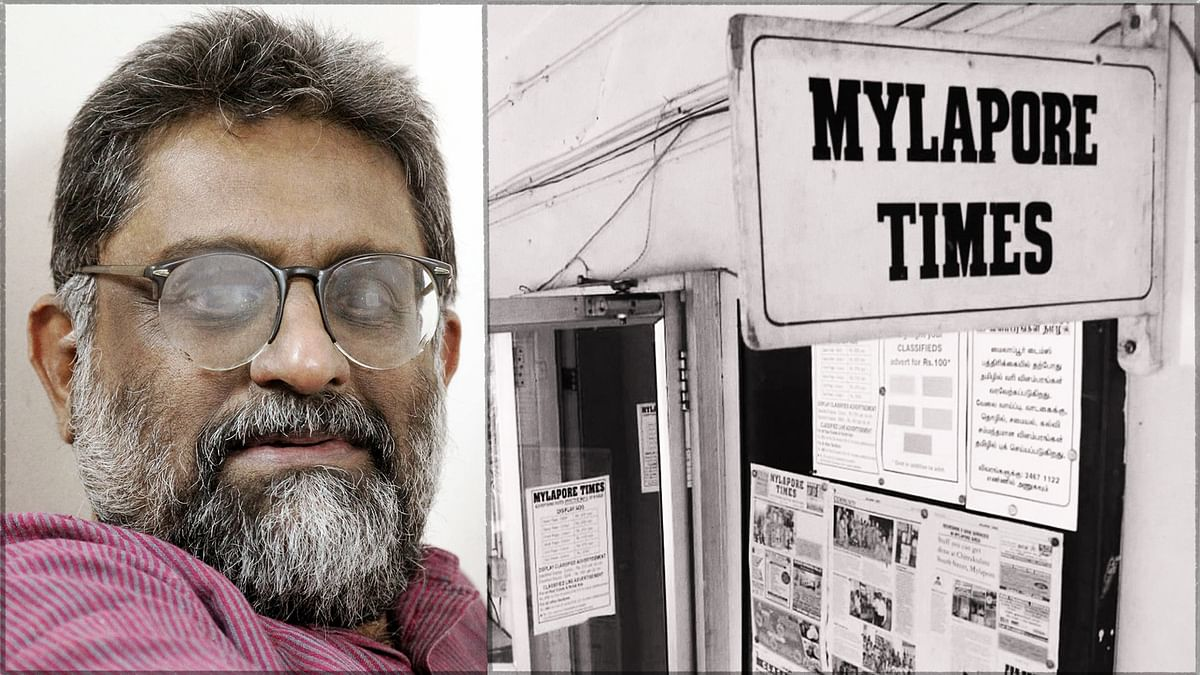 Mylapore Times: In times of Covid, this community newspaper holds lessons for Big Media