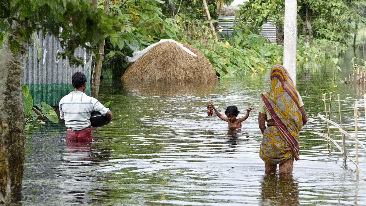 क्या बाढ़ में डूबा हुआ असम ही इसकी सच्चाई है?