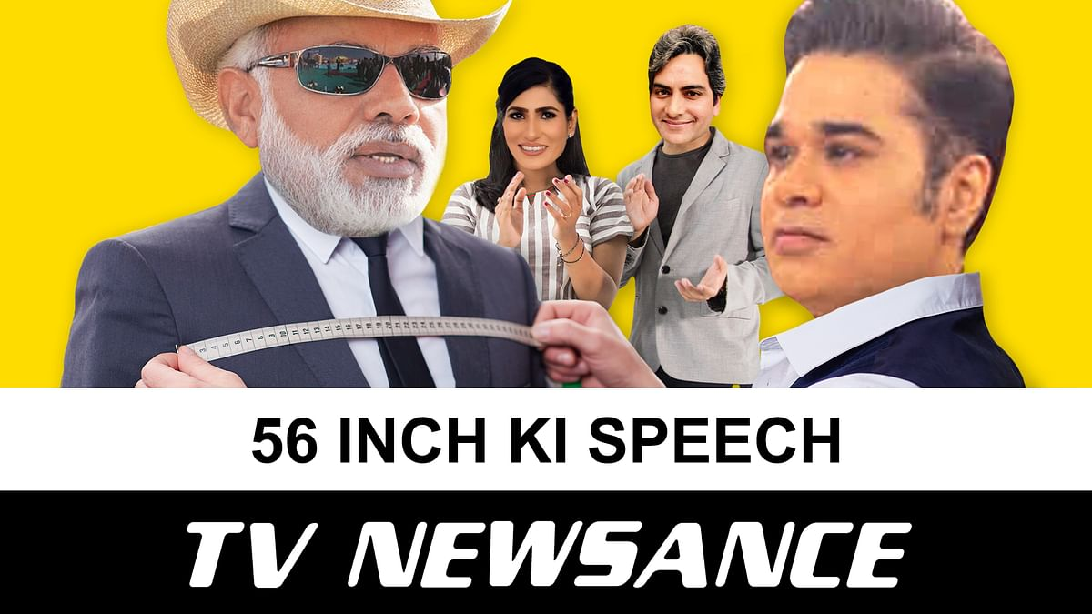 TV Newsance Episode 96: PM Modi in Nimmoo