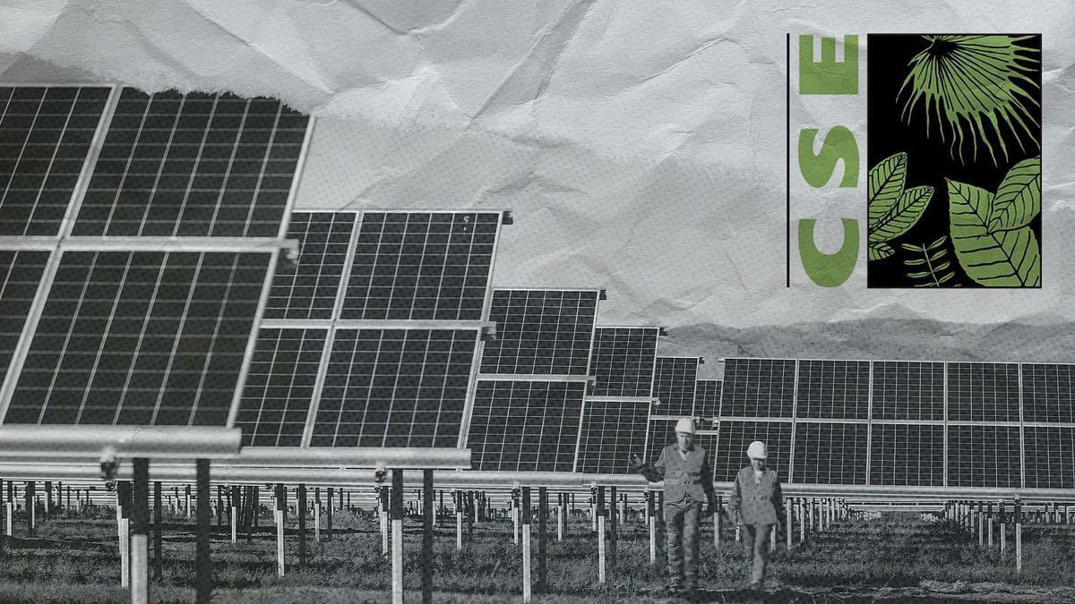 सौर ऊर्जा: लक्ष्य की ओर बढ़ने की बजाय पीछे चल रहा है भारत