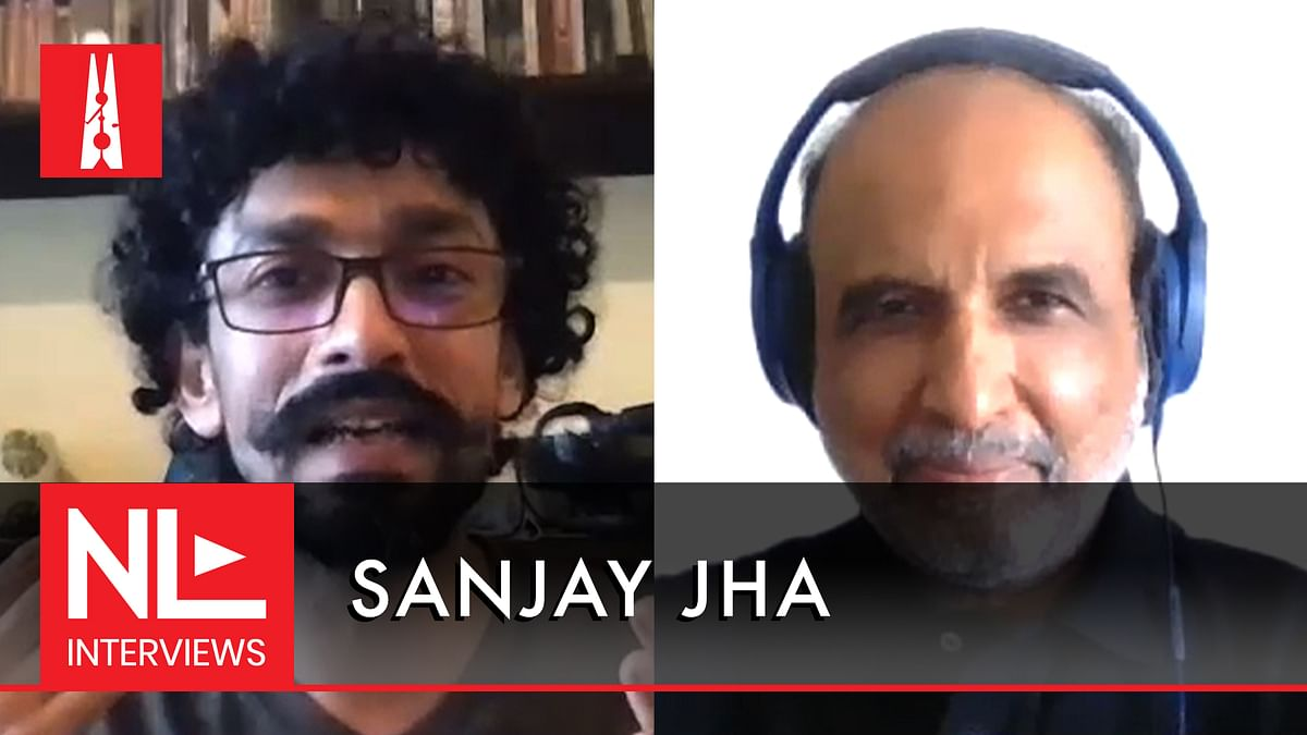 NL Interview: Sanjay Jha on political rottweilers, what ails the Congress, and why he was sacked as a party spokesman
