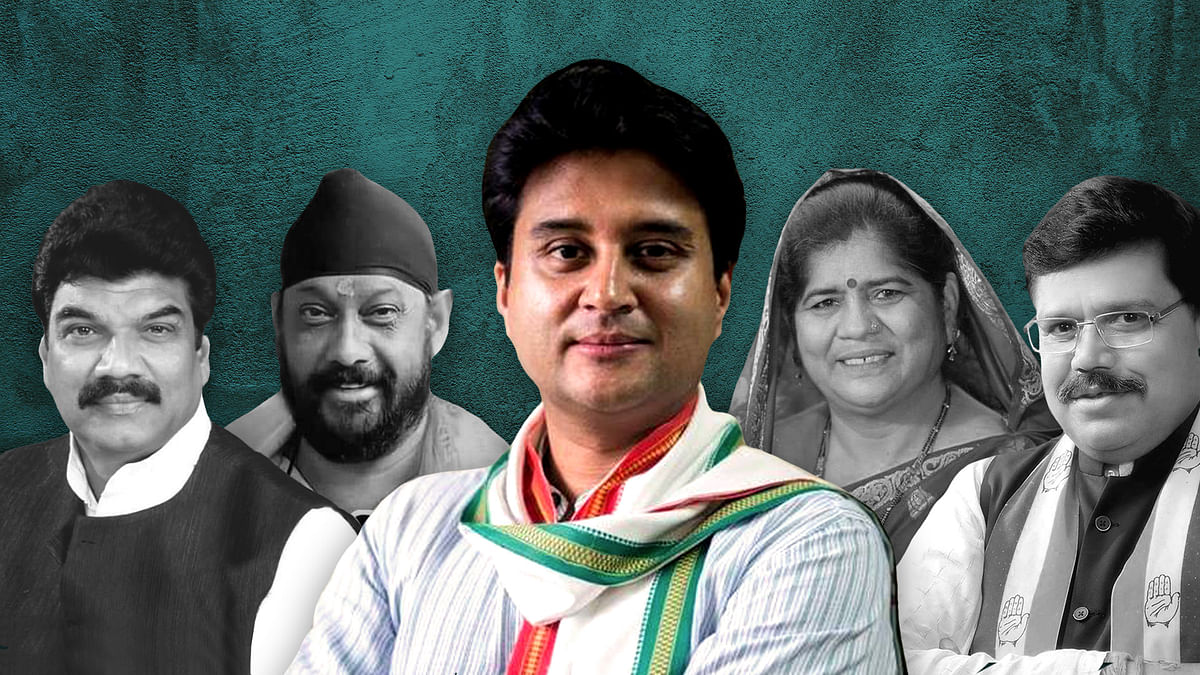 MP's unelected ministers: Meet Jyotiraditya Scindia's loyalists propping up Shivraj Singh Chouhan's regime