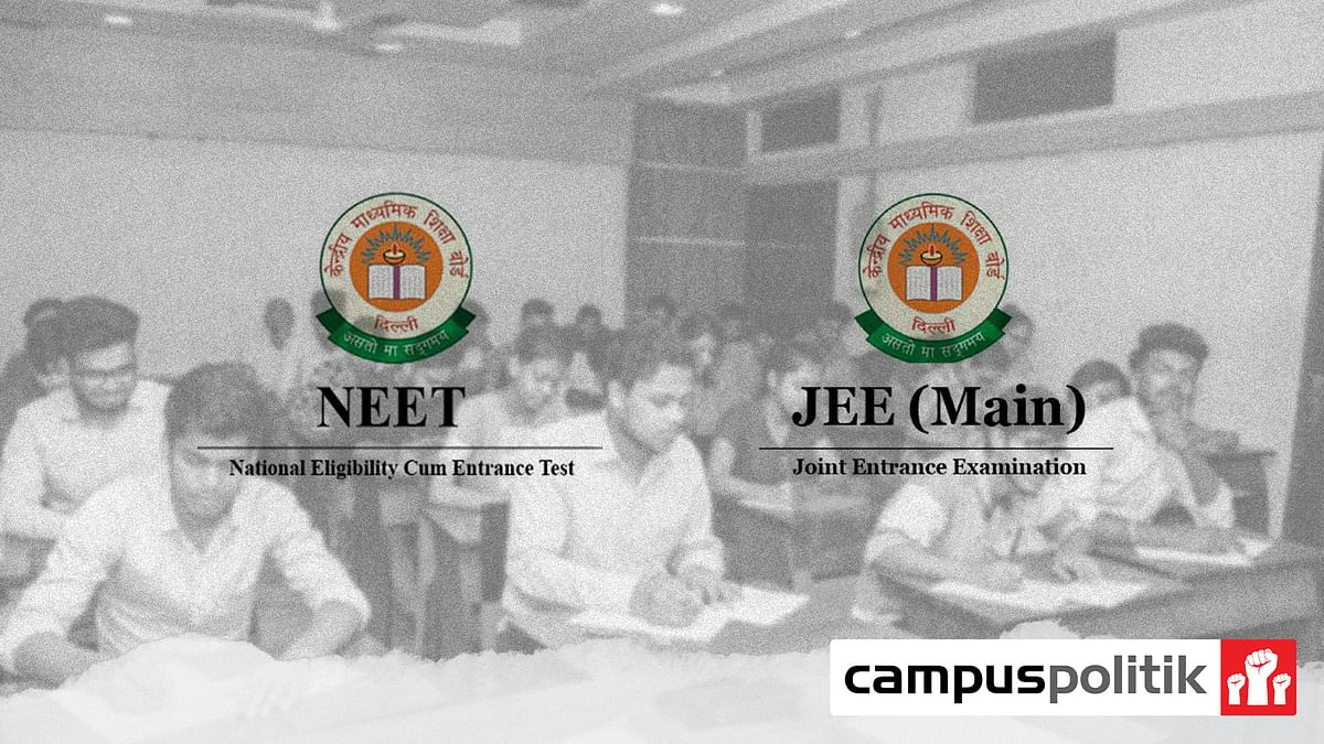 'We're begging for our wellbeing': Students are desperate for the postponement of NEET, JEE