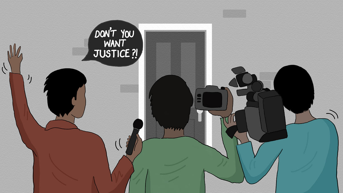 In Assam, journalists are accused of driving a rape survivor to attempt suicide