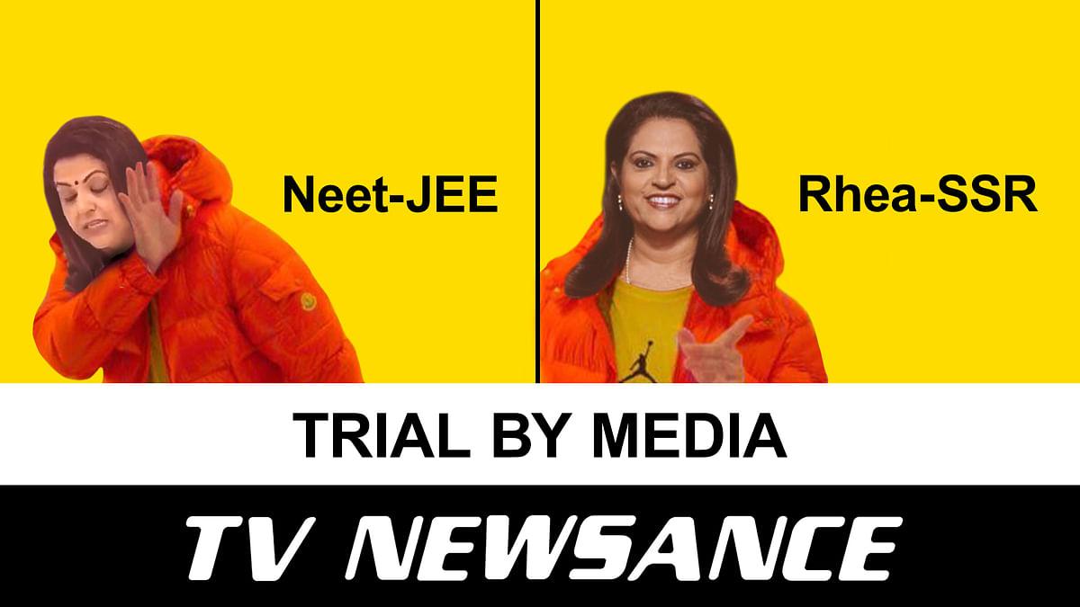 TV Newsance Episode 101: Navika Kumar's drug connection