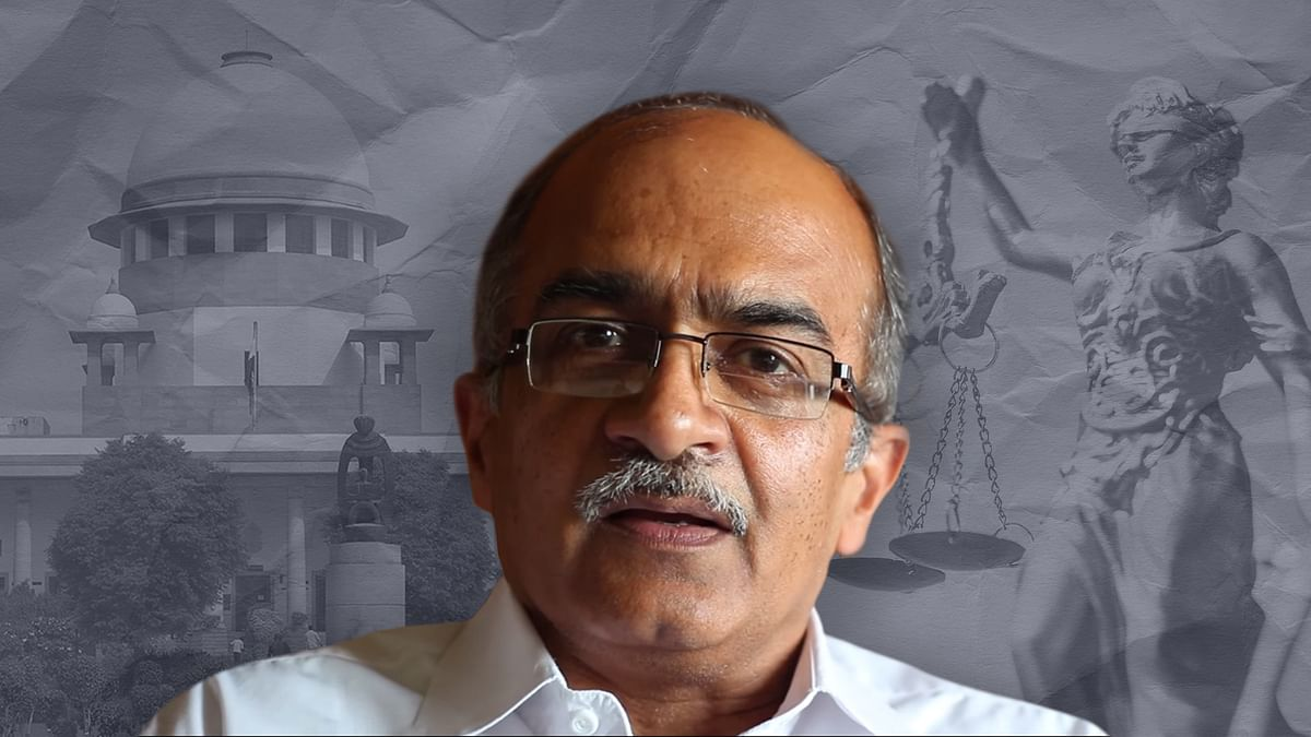 Prashant Bhushan says he will pay Re 1 penalty for contempt of court
