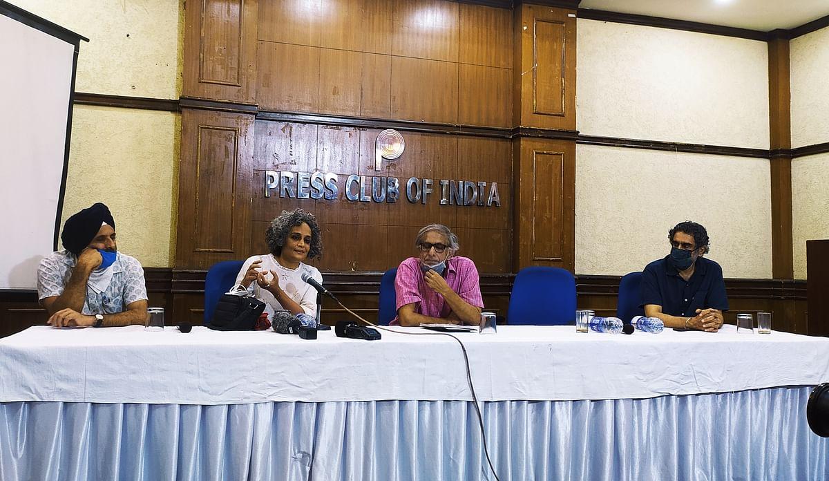 प्रेस क्लब में आयोजित हुआ कार्यक्रम