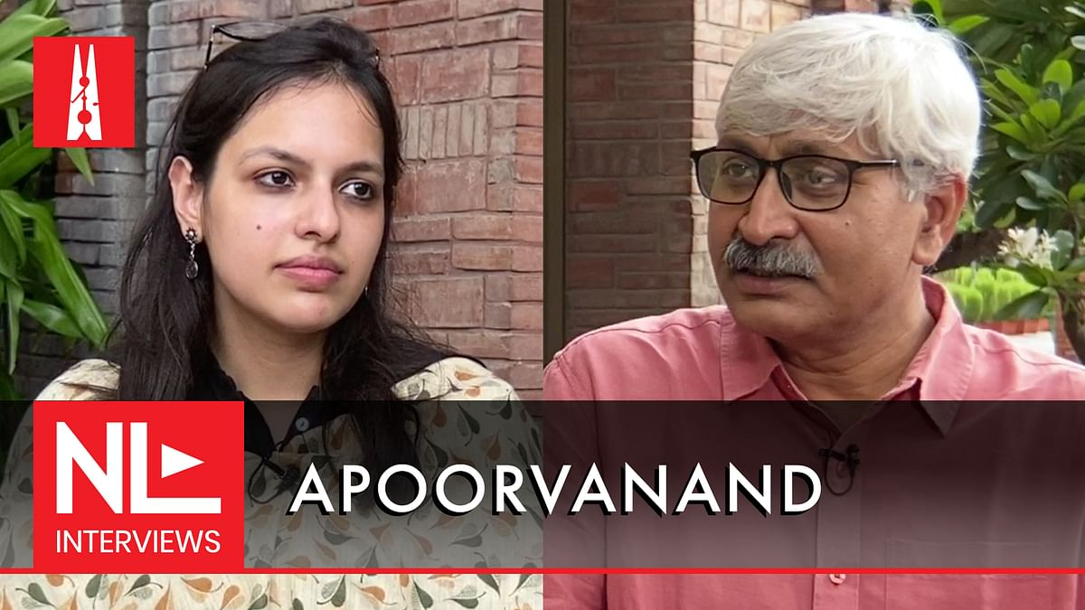 NL Interview: Prof Apoorvanand on dissent, the Delhi carnage, and facing police inquiry