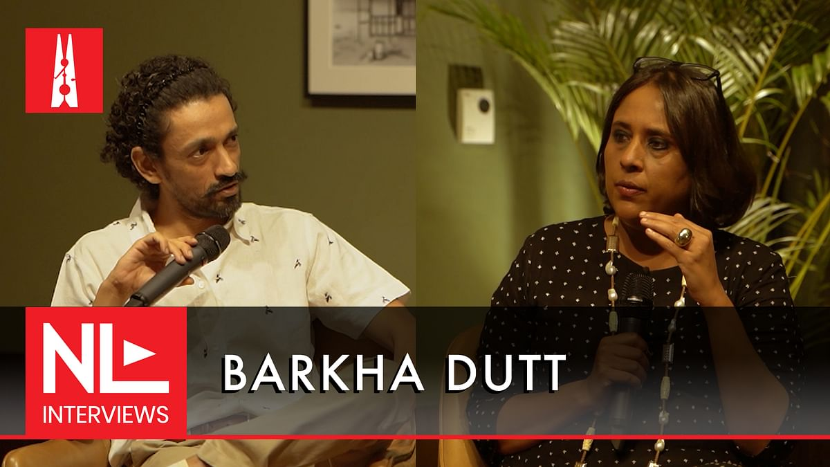 NL Interview: Barkha Dutt on covering migrant crisis, the media economy, and falling out with promoters