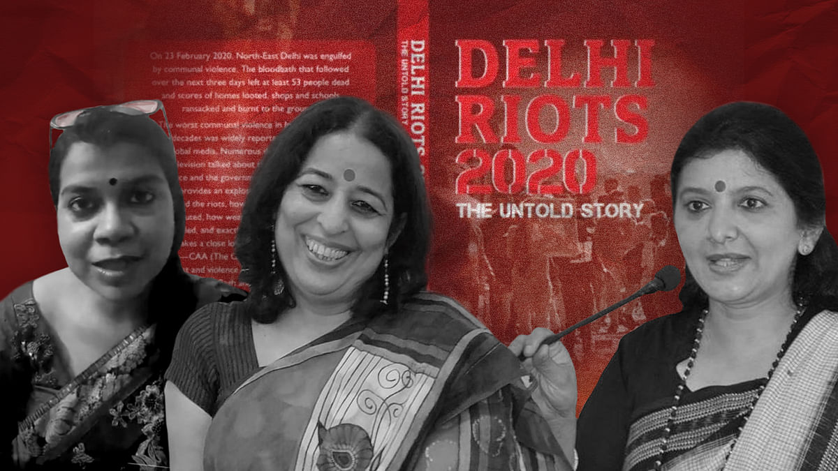 The Delhi riots book tells an overtold, not untold, story