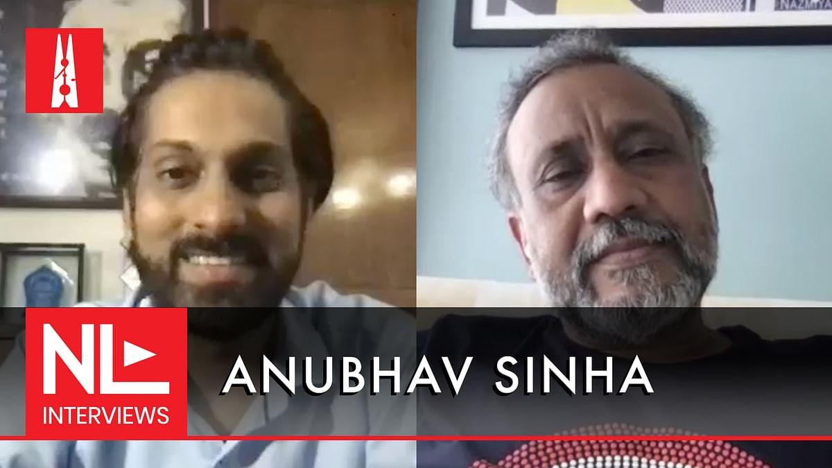 एनएल इंटरव्यू: अनुभव सिन्हा से जानिए 'बंबई में का बा?'