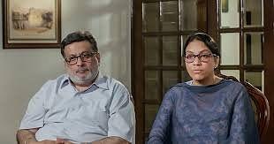 आरुषि के पिता राजेश तलवार और मां नूपुर तलवार
