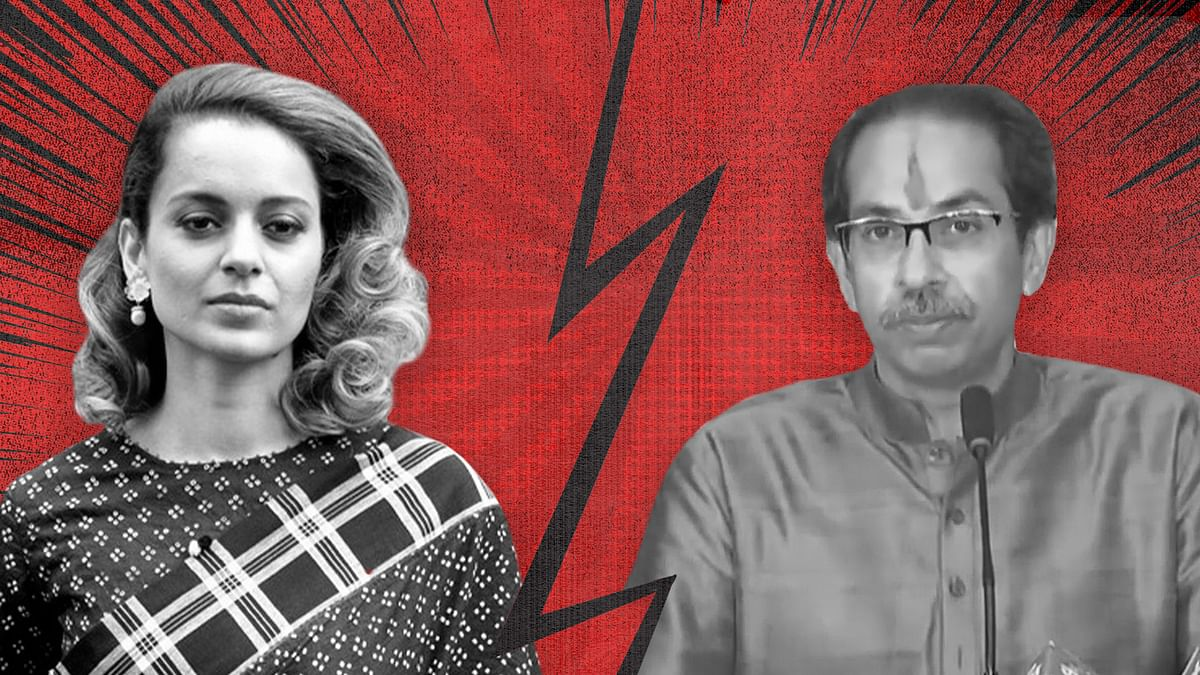 With the Kangana Ranaut row, the Shiv Sena is reestablishing its old patterns of aggression