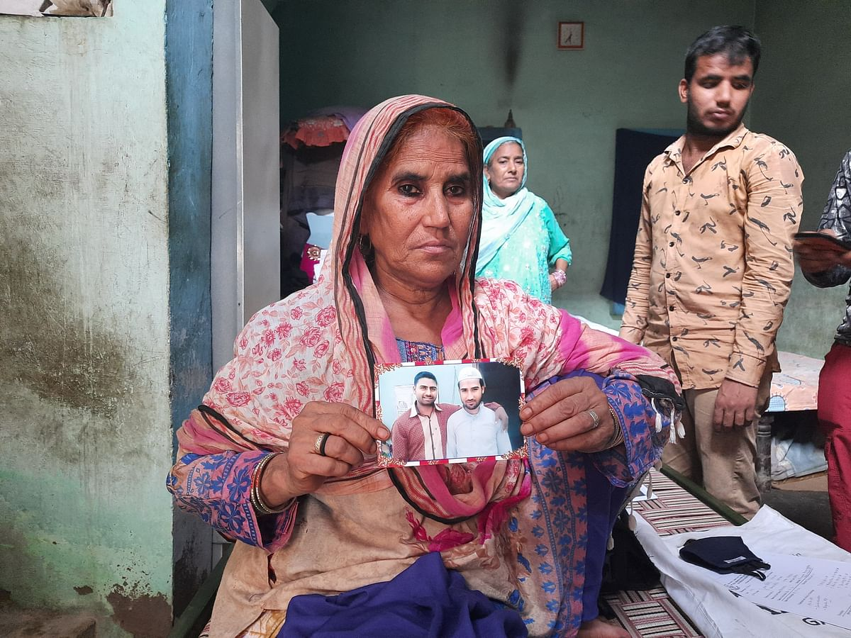 Akhlaq's mother
