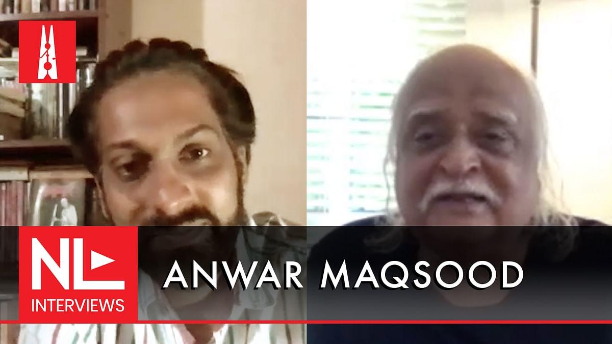 एनएल इंटरव्यू: 'मैं अक्सर देखता हूं हिंदुस्तान के न्यूज़ चैनलों को, और फिर सोचता हूं...'