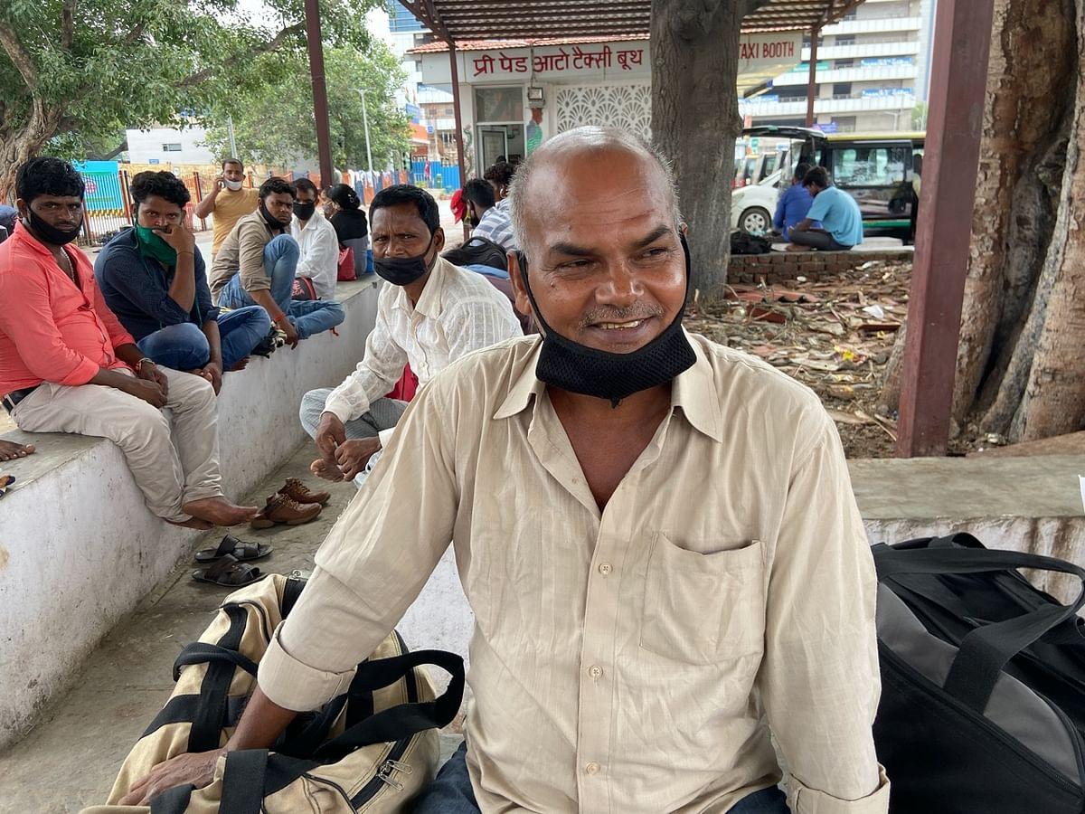 गाजीपुर के रहने वाले 55 वर्षीय मोहम्मद सलीम अंसारी
