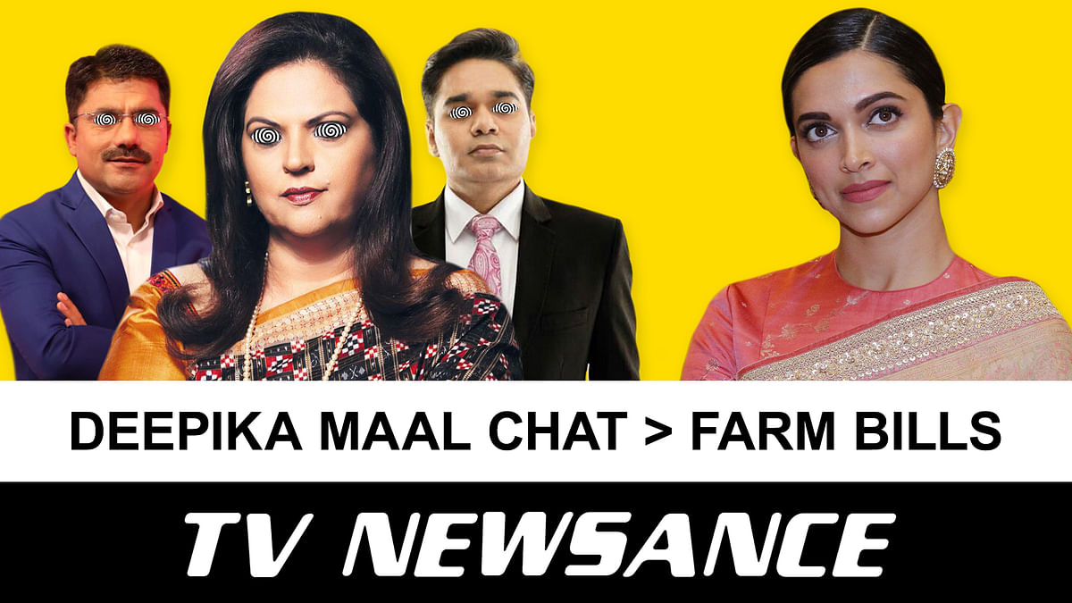 TV Newsance Ep 105: Maal chat distraction