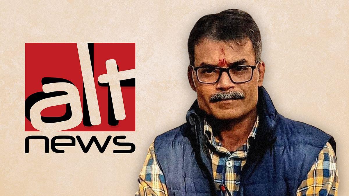Meet the Chhattisgarh man behind the FIRs against Alt News co-founder