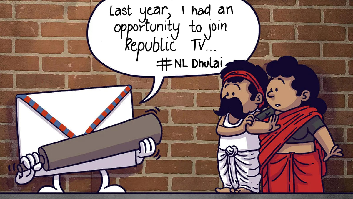 Hafta letters: Secularism, Freedom of Expression, and Republic TV