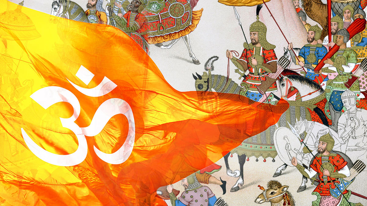 The marauding Muslim that occupies the Hindu nationalist's mind