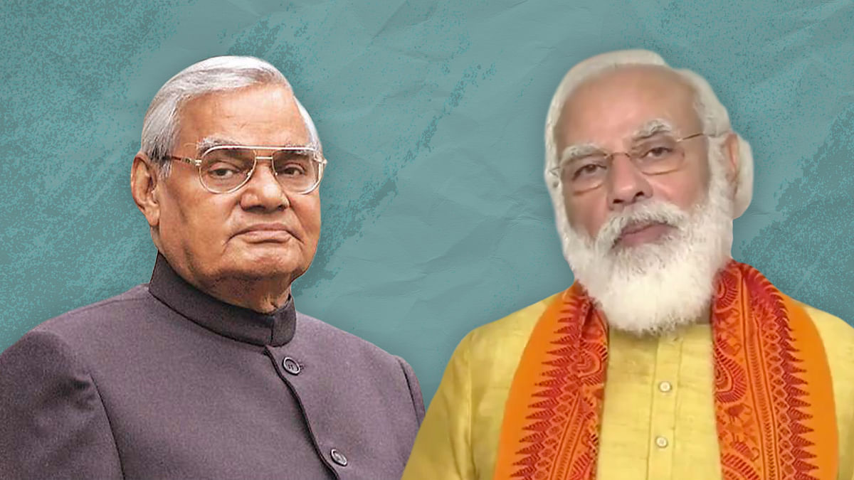 Comparing Modi and Vajpayee eras of coalition politics is misplaced. Here's why