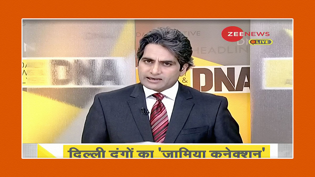 How Zee News is trying to prejudice the Delhi riots trials