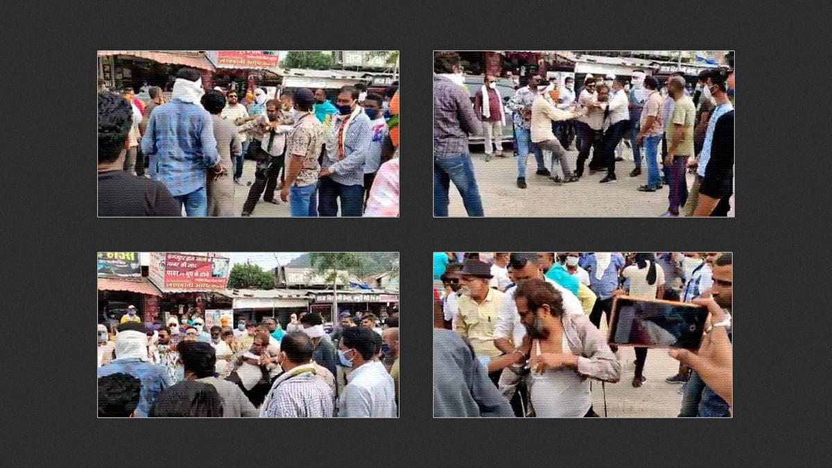 छत्तीसगढ़: वरिष्ठ पत्रकार कमल शुक्ला पर थाने के बाहर हमला