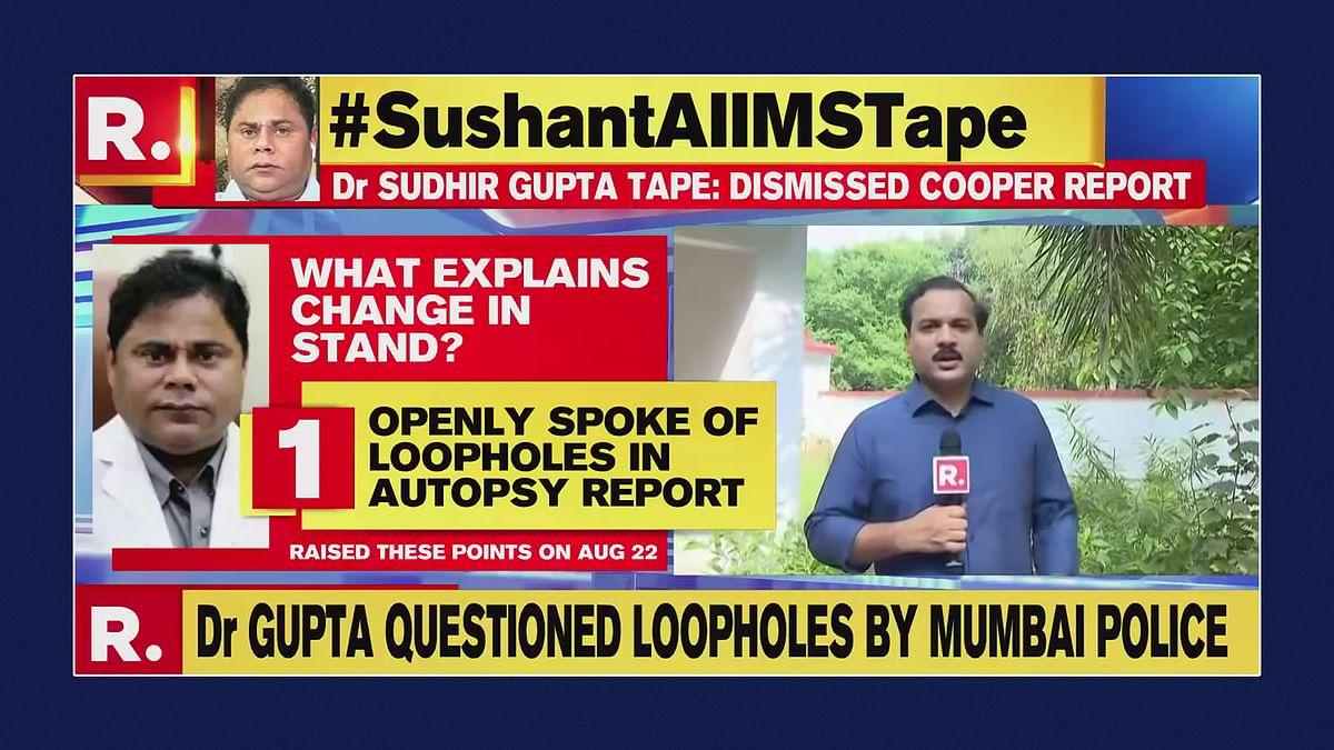 #SushantConspiracyExposed? Arnab Goswami's big exposé is a big dud