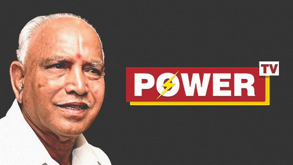 Why Yediyurappa's police shut down Power TV and sent its director into hiding