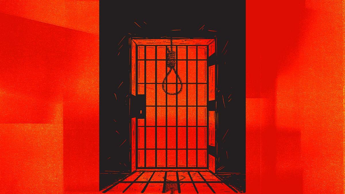 हत्या या आत्महत्या: थाने में हुई मौत पर परिजनों ने किया हंगामा