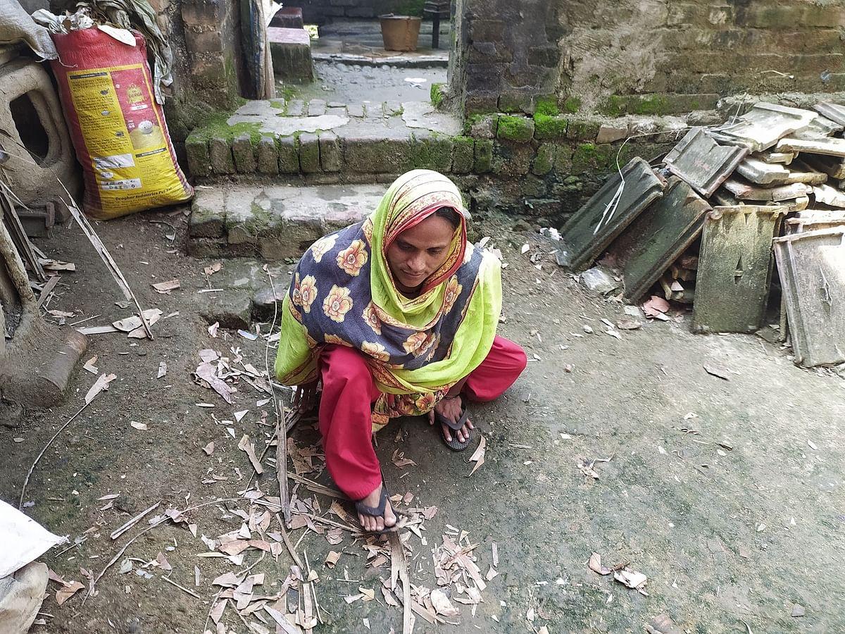 Muhida Parveen.