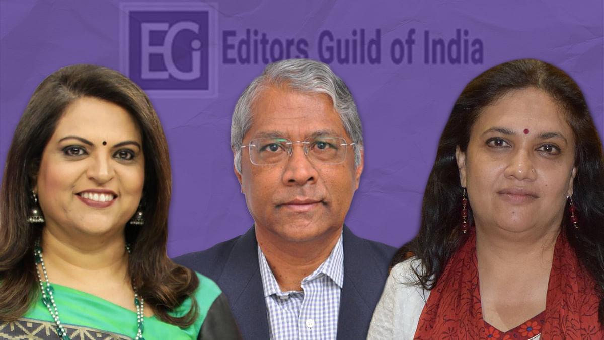 दक्षिण और वाम खेमे में बंटा एडिटर्स गिल्ड ऑफ इंडिया