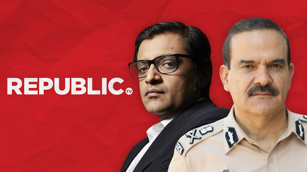 Republic vs Mumbai police: Channel gets another notice seeking contact details of employees