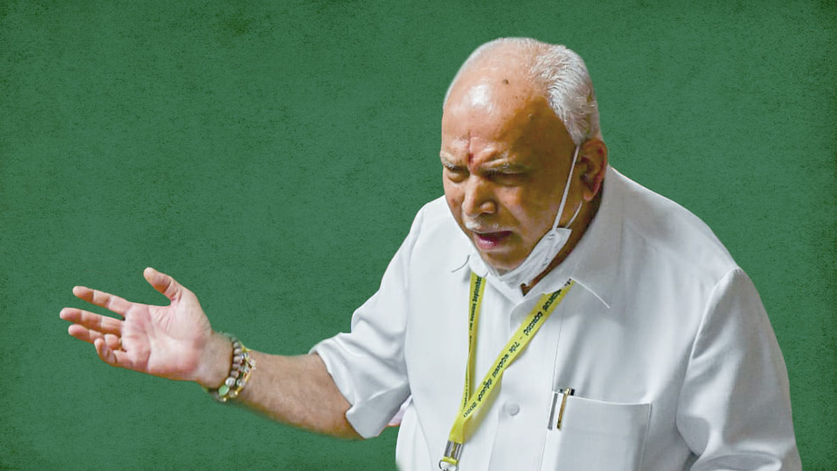 Is BJP going to replace Yediyurappa as Karnataka chief minister?