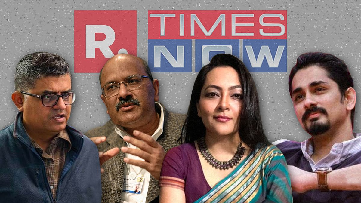 'It had to happen': What film and media professionals make of Bollywood lawsuit against Times Now, Republic TV