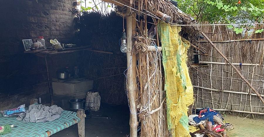 Shiva's house.