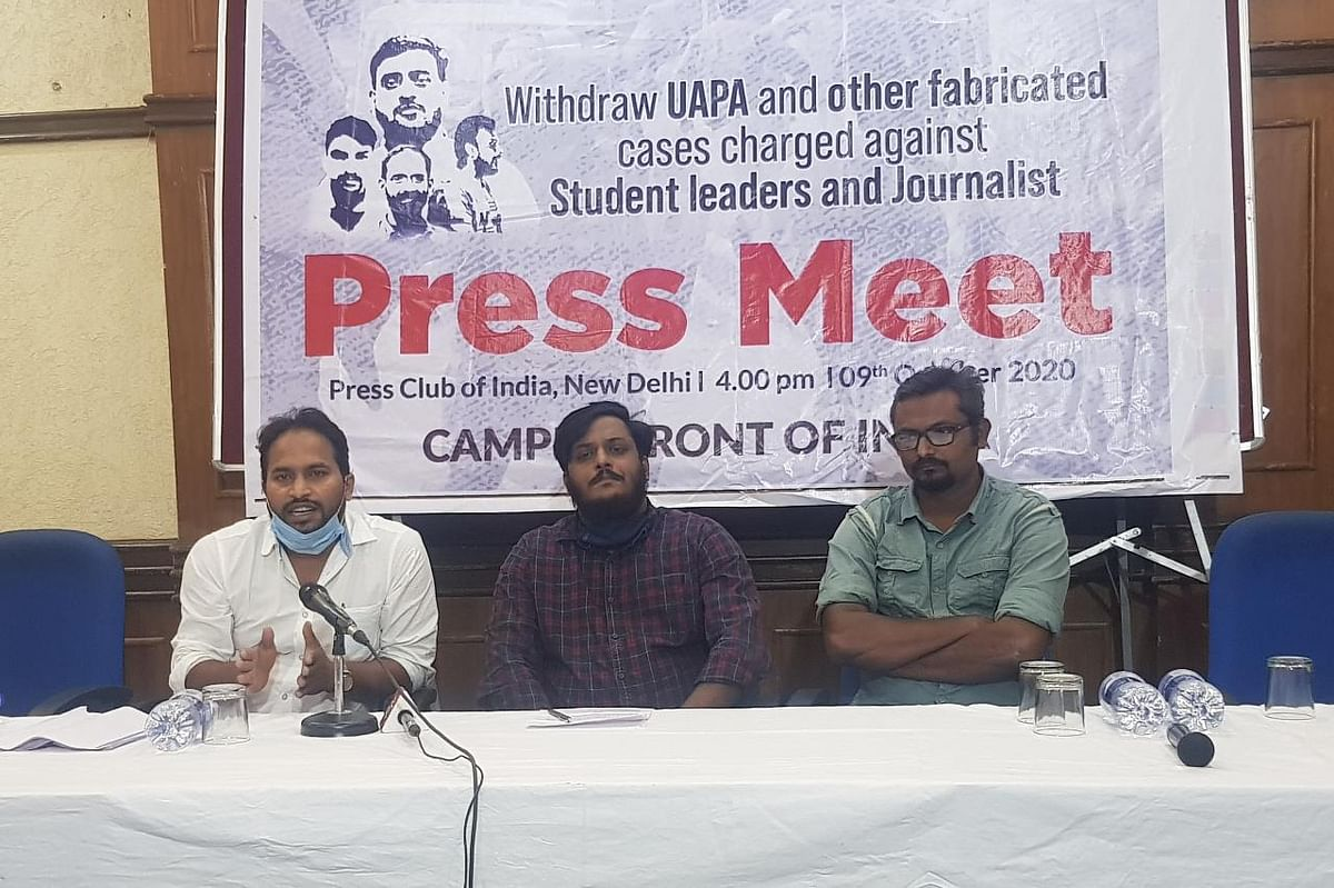 The press meet on October 9.