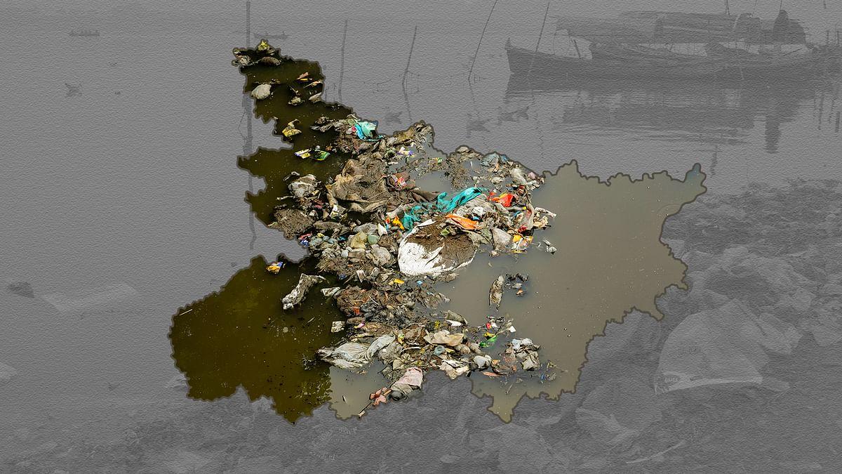चुनावी गंगा: बिहार में 74 फीसदी सीवेज प्रदूषण झेल रही राष्ट्रीय नदी बनेगी 37वें मुख्यमंत्री की गवाह