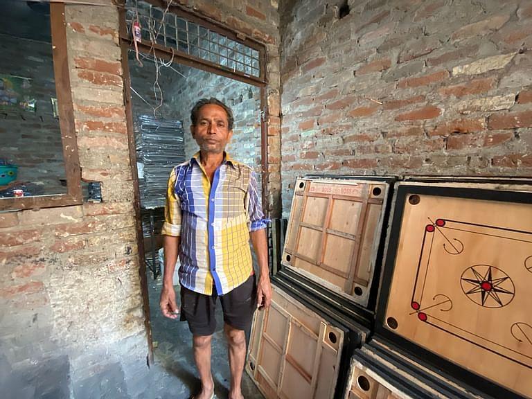 50-year old Omprakash.