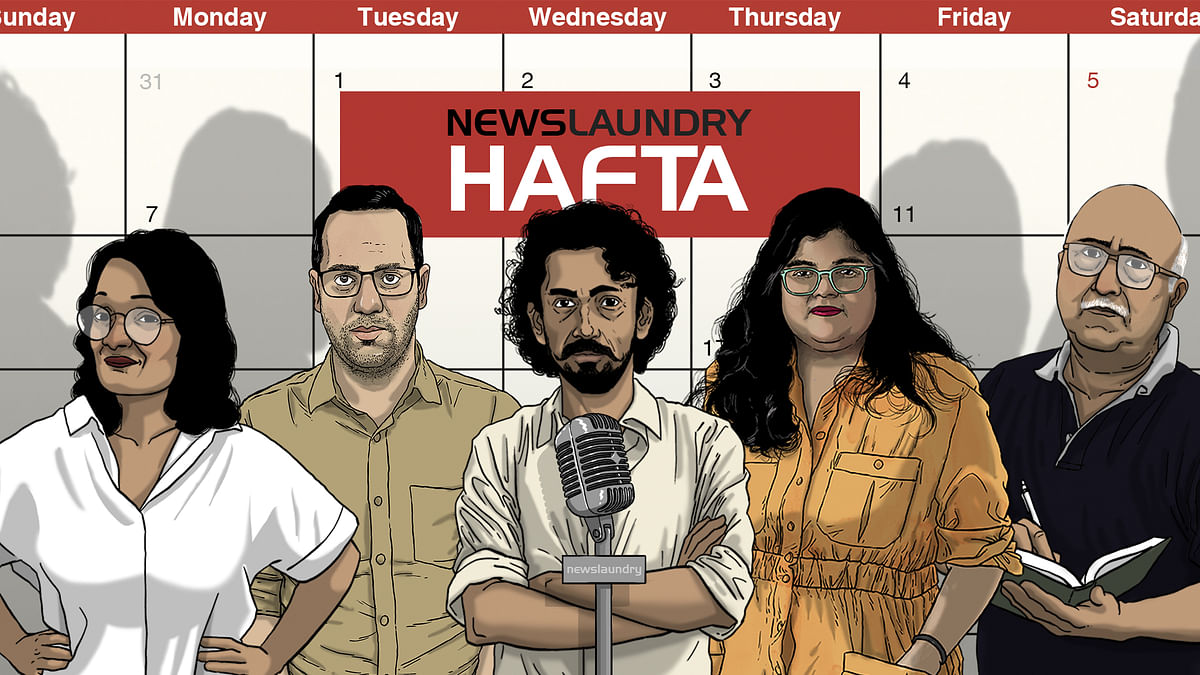 Hafta 326: India's Covid catastrophe and how the media is covering it