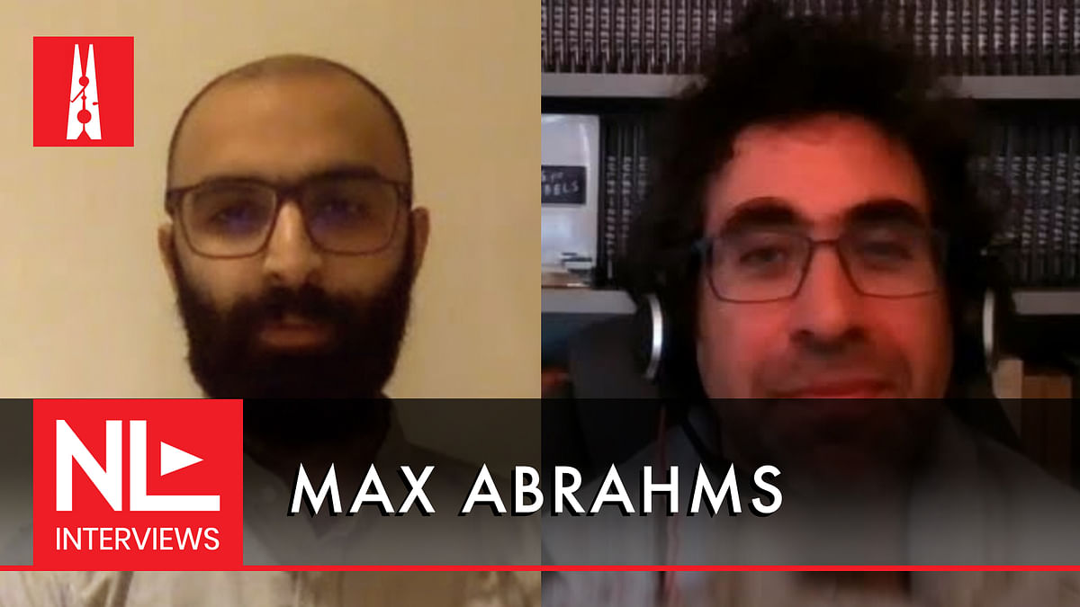 NL Interview: Max Abrahms on the US election, Trump's chances, and the role of the media