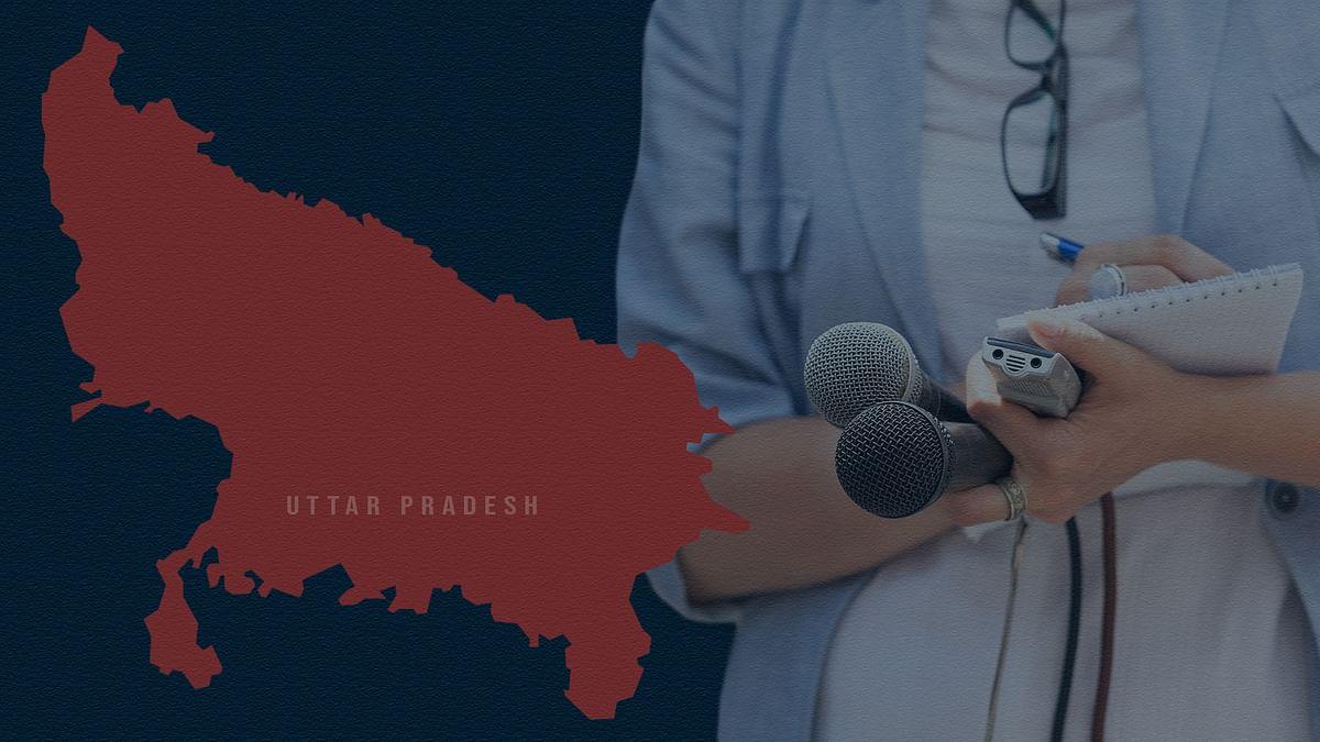 उत्तर प्रदेश के फतेहपुर में दो बहनों की मौत के मामले की खबर दिखाने के कारण दो पत्रकारों के खिलाफ एफआईआर दर्ज