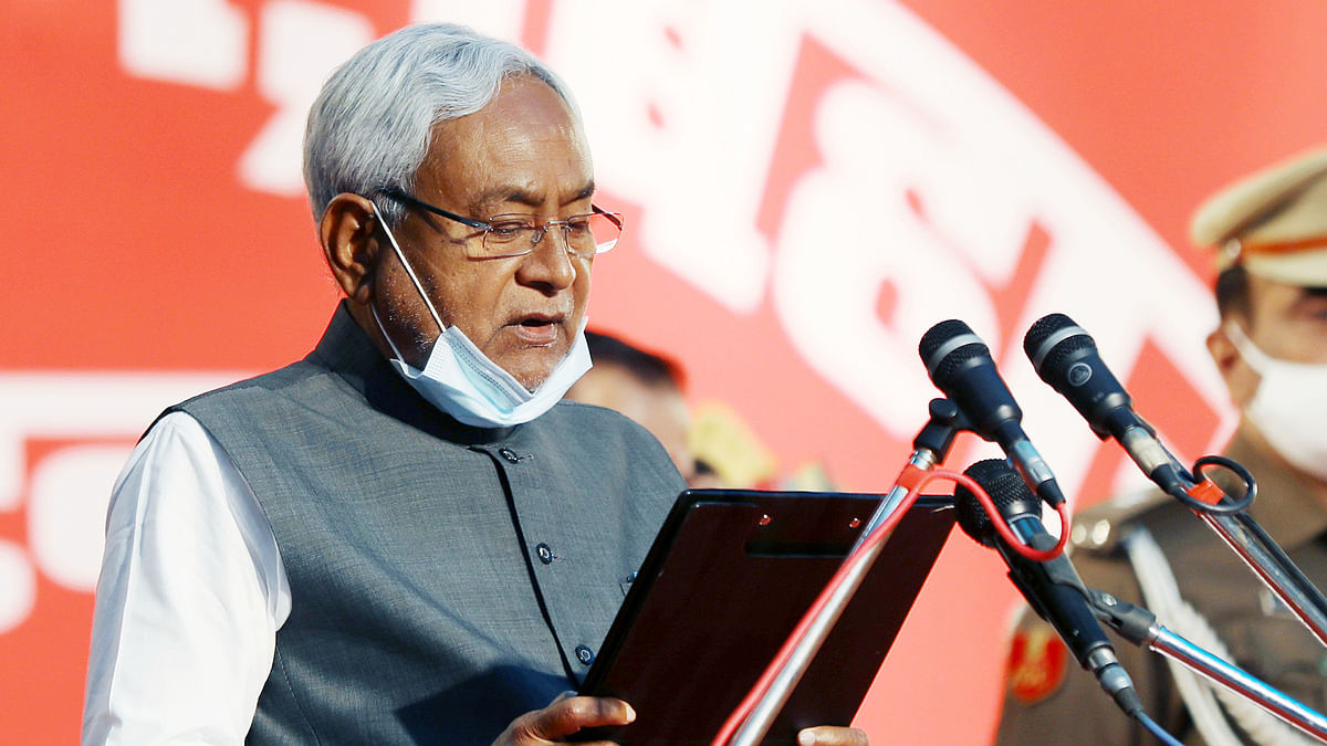 Bihar: Same chief minister, different power equation