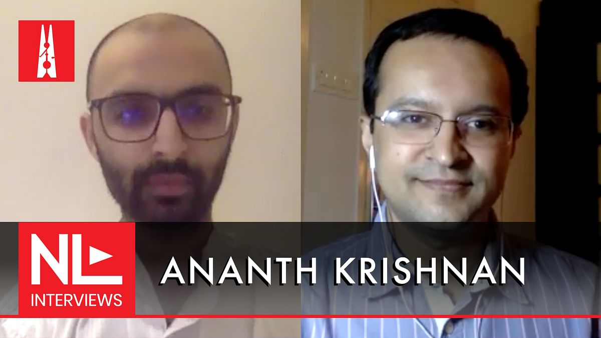 NL Interview: Ananth Krishnan on China's media control and his latest book