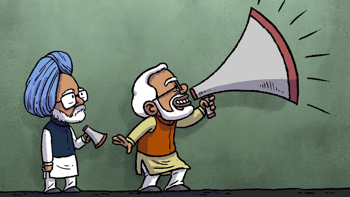 Modi government is spending ever more on media ads. Who benefits?